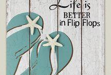 The Flip Flopi Brand Ideas
