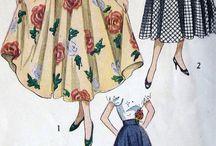 VINTAGE FEMENINO 1940