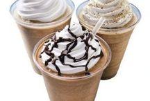Drinks / Drinks, coffees, milkshakes etc.