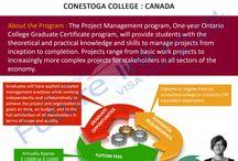 Study in Conestoga,Canada