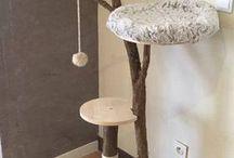 Кошачья мебель