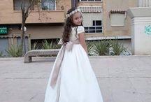 Pequeñas princesa de Marla comuniones / ¡Gracias por confiar en nosotros!