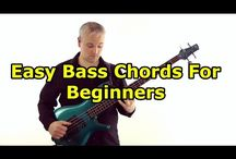 Bass Guitar Chords - Talkingbass Lessons / These lessons deal with playing chords on the bass
