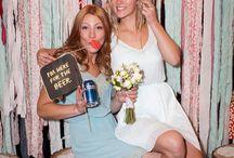 Photo boot mariage