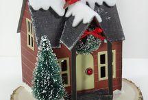 minyatur evler