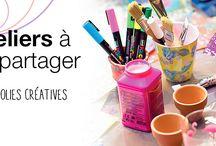 inspirations projet creatif