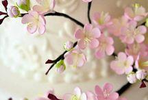 Цветы, флористика, полимерная глина,