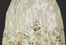 Embroidery - Petticoats