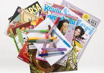 Mediakasvatus - printti, lehdet, / Mediakasvatus, printtimedia, lehdet jne. Materiaalia, ideoita yms.