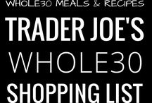 Whole30 Shopping Lists
