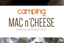 Camping / Food, ideas,