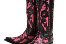these boot were made for walkin ♥