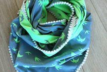 sjaal maken