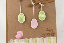 Easter Cards and Crafts to Make / Easter Crafts, cards and gift boxes - make up a pretty easter gift for your loved ones - we have loads of Easter craft inspiration from our design team on the blog too!