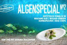Rezepte mit Algen / Wir finden für euch Rezepte mit Algen und dem gewissen Pfiff