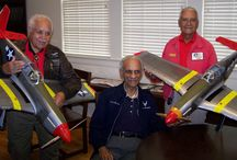 Tuskegee Airmen / by Anette Roberson