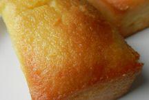 Cuisine : Biscuits et gâteaux