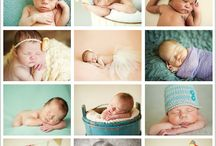 Newborns / by Kristen Riggs Amos