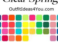 Czysta Wiosna / analiza koloru