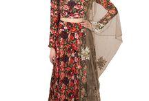 Stunning Lehengas Online / Shop the stunning lehengas online at best price. Visit @ https://www.inddus.com/lehengas.html