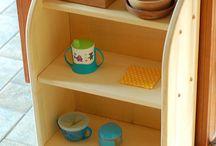 Montessori home ideas