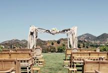 we do  / ceremony decor