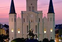 New Orleans! / Place I wanna go with my love!