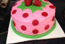 Strawberry shortcake partytjie