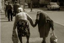 Oud en liefdevol