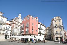 Strolling in Lisbon