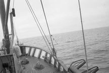 På havet med Valker 1975 / På havet med mk Valker . Risørkutter fra 1961