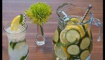 boissons concombres