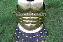 Muscle Armor + Medieval  BreastPlate + Body Armor