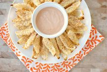 Appetizers, Dips and Snacks