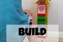 School - Block area ideas