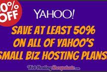 Yahoo Small Business Coupon Codes 2016 - 2017 : Save 35% / Enjoy up to 35% discount with Yahoo Small Business Coupon Codes 2016 or Promo Code at Promo-code-girl.com.