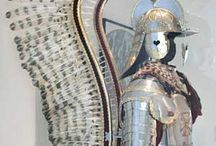 Early modern period Eastern European armour (1492 – 1750) (Only historically accurate) / Armour from Eastern Europe, mainly Poland, and Russia.