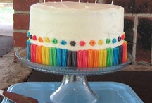 Cakes / by Stacie McClintic Wortley