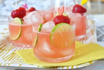 Food: Pretty Cocktails