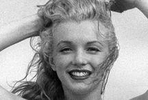 Marilyn Monroe / by Amie Sills
