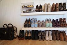 - walk-in closet -