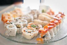 sushi / by Natalia Lisovskaya
