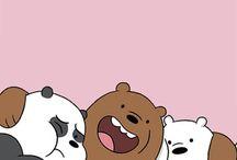 We Bare Bear ❤