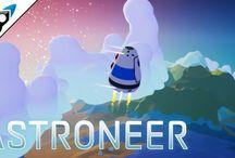 ASTRONEER / Let's play ASTRONEER with Matt Cribbs