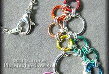 Chain maille sieraden