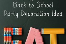 Back to school / by Marie {Blooming Homestead}