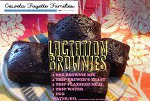 brownies for brestfeeding