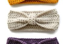 Crocheted Headbands