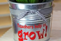 Gift ideas for teachers  ✏ / by Julie Goodwin