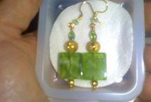 gioiellini creati manualmente / lavorazione del filo di rame o alluminio